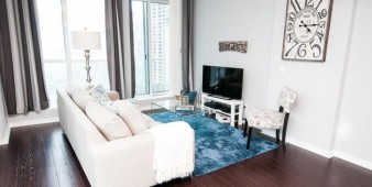 Extended stay living area